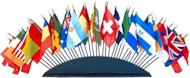 Advertising Frequency: Your Message Will Stick. image international country flags1