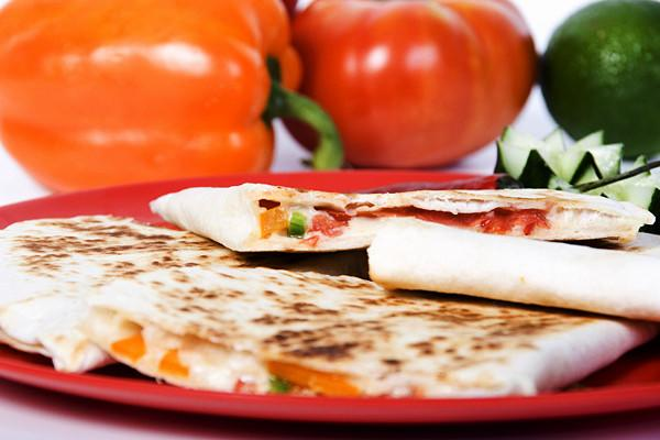 For Kids: Veggie Quesadilla