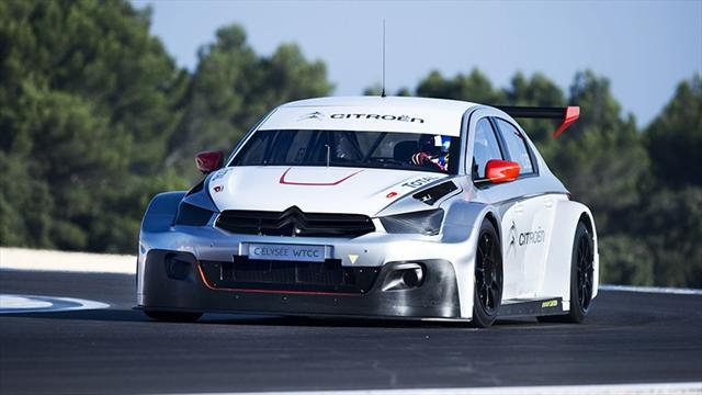 WTCC - Loeb to star as Citroen enter series in 2014