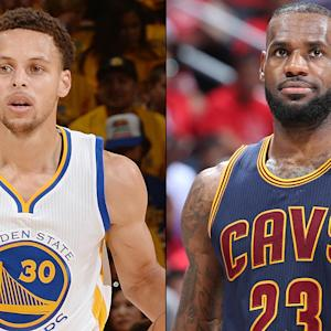 How can Curry, James lead teams to title?