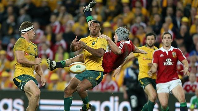 Lions Tour - Beale set to start for Wallabies