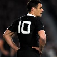 Dan Carter kicked 17 points for New Zealand