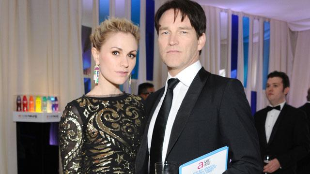 REPORT: Anna Paquin Pregnant with First Child
