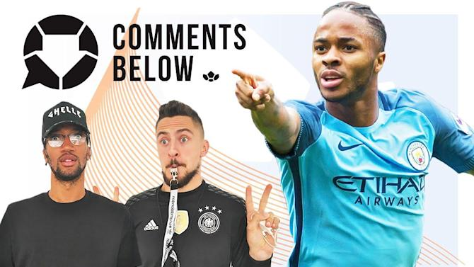 Raheem Sterling Shines Under Pep | Comments Below