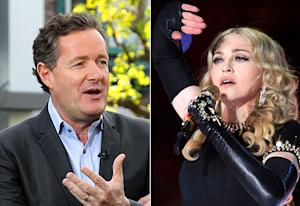 "Piers Morgan: Madonna's Super Bowl Performance Was ""Gruesome"""