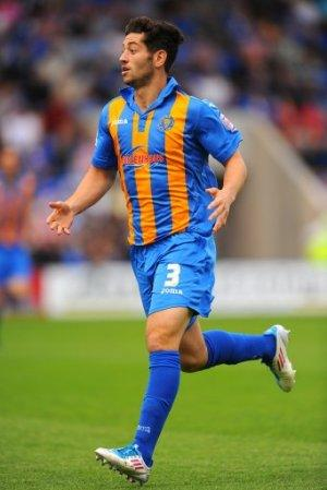 Soccer - npower Football League Two - Shrewsbury Town v Hereford United - Greenhous Meadow