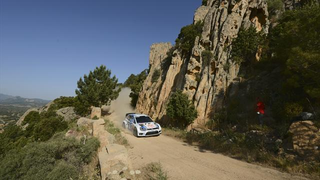 WRC - Ogier claims victory in Italy
