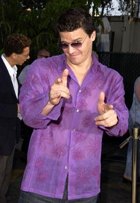 Premiere: David Boreanaz at the LA premiere of New Line's Austin Powers in Goldmember - 7/22/2002