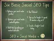 6 Uncomplicated Social SEO Tips for Small Businesses image SixBasicSocialSEOtips 300x228