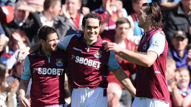 Premier League - Wigan in big trouble after defeat to West Ham