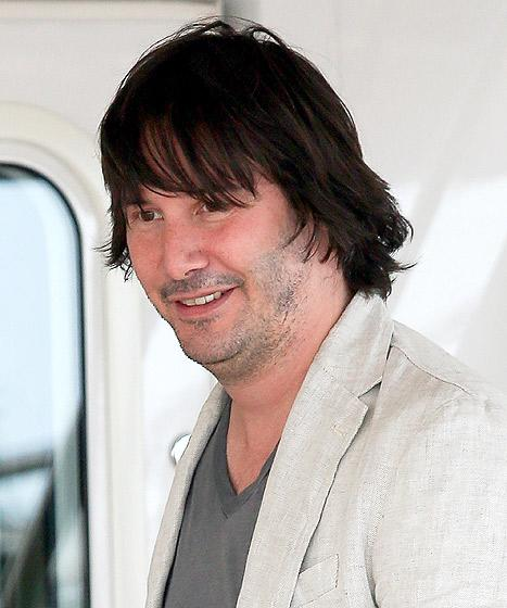Keanu Reeves Looks Bloated at Cannes Film Festival