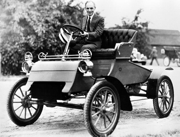 first car henry ford made