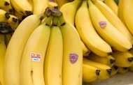 This file photo shows Dole bananas for sale at a market in Washington, DC. Japanese trading house Itochu says it is in talks with Dole Food to buy the US firm's packaged-foods and Asian fresh fruit and vegetable businesses, reportedly for as much as $1.7 billion