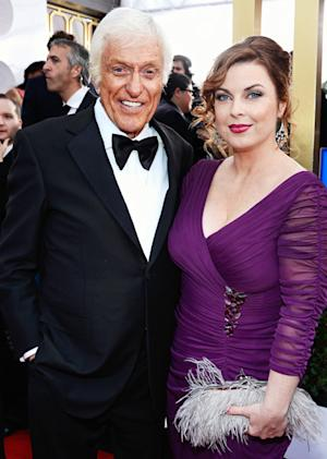 Dick Van Dyke, 87, Kisses Wife, 41, at 2013 SAG Awards: Picture