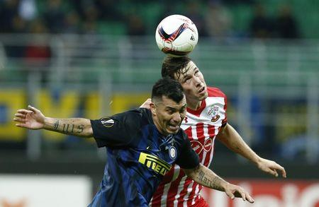 Inter Milan v Southampton - UEFA Europa League Group Stage - Group K