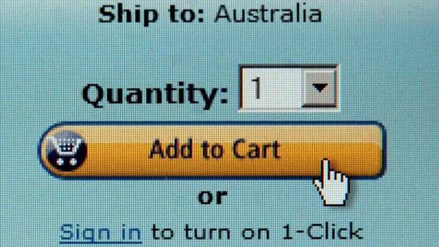 Australian shopping websites have been criticised for being too slow on delivery compared to their foreign rivals