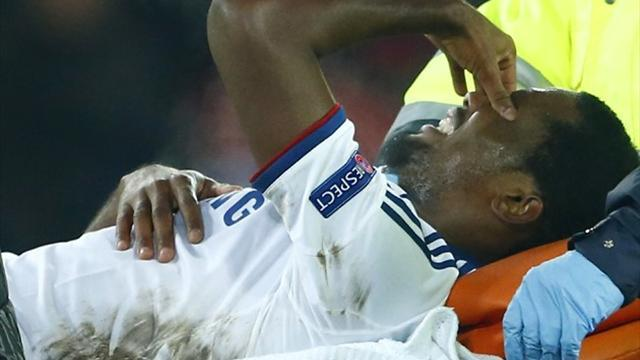 Premier League - Eto'o will be out for two weeks, says Mourinho
