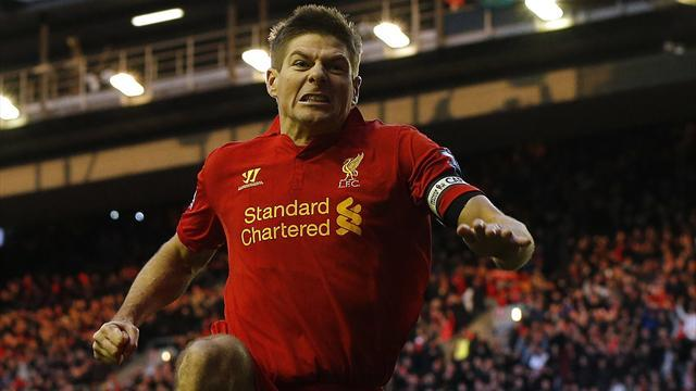 Friendly Match - Liverpool beat Olympiacos in Gerrard testimonial