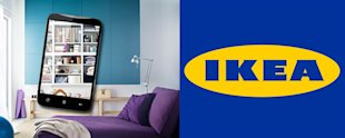 IKEA Augmented Reality App – Click, Place, Purchase image ikea banner