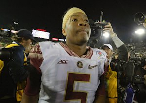 NFL teams will have plenty of concerns when it comes to drafting Jameis Winston. (AP)