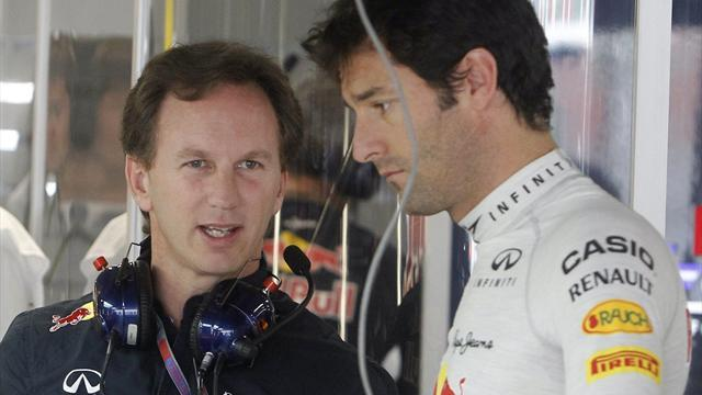 Formula 1 - Red Bull promises Webber equality with Vettel