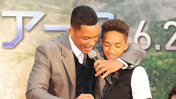'After Earth' Japan Premiere