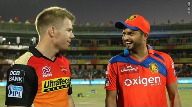 Live Cricket Score, SRH vs GL, IPL 2016: GL lose early wickets against SRH at Hyderabad