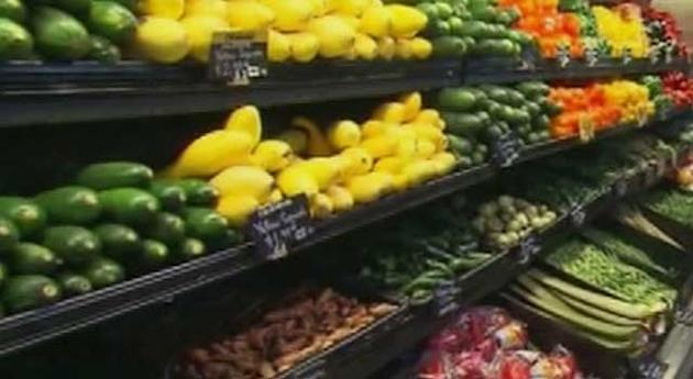 Shoppers can expect to pay more for certain groceries due to Calif. drought