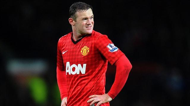 Premier League - What options does Wayne Rooney have?