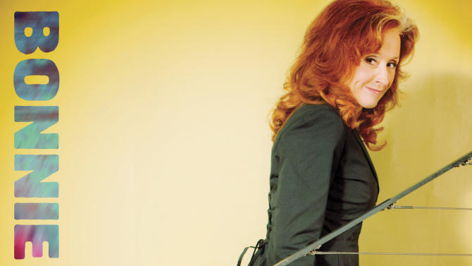 """In this CD cover image released by Red Wing, the latest release by Bonnie Raitt, """"Slipstream,"""" is shown. (AP Photo/Red Wing)"""