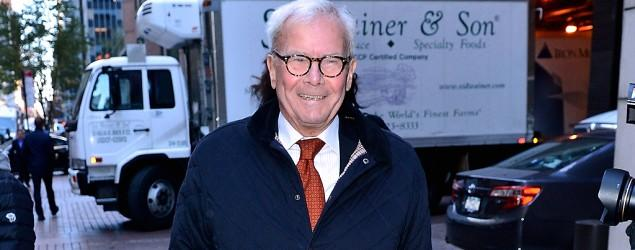 Tom Brokaw: 'The cancer is in remission'