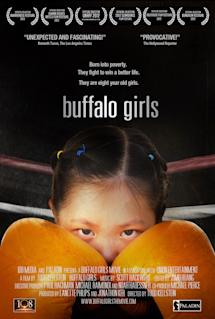 Poster of Buffalo Girls