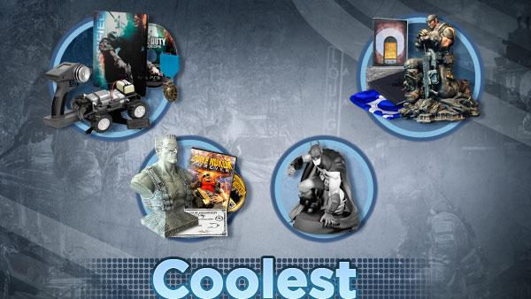 Coolest Collector's Editions