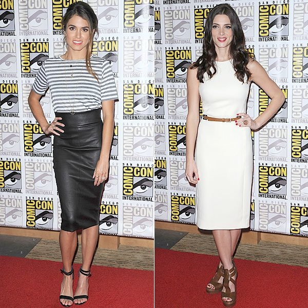 Ashley Greene V. Nikki Reed: Who Was Best Dressed At Comic-Con?