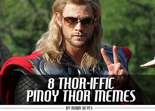 Thor Puns Know Your Meme
