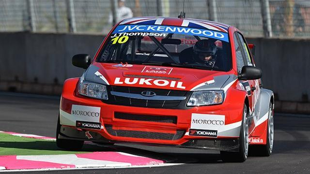 WTCC - Thompson bullish ahead of Slovakia