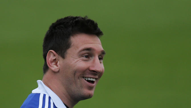 Argentina coach: Who wouldn't depend on Messi?