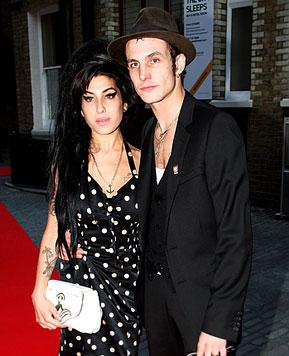 """Blake Fielder-Civil """"Shattered"""" Over Ex-Wife Amy Winehouse's Death"""