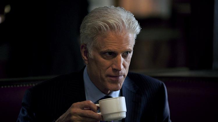 "Ted Danson stars as George in ""Bored to Death."""