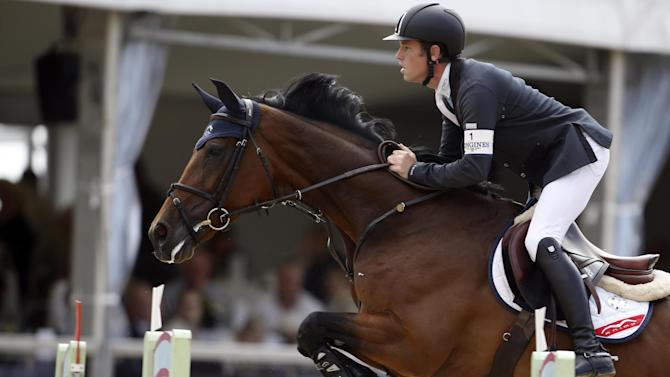 Equestrian - Eight of world's top ten set for Longines Global Champions Tour in Antwerp