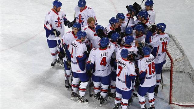 Ice Hockey - Hill doubt for World Championship