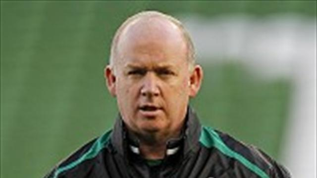 Rugby - Kidney making most of coaching Ireland