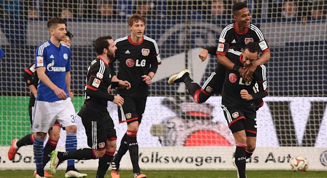 Video: Schalke 04 vs Bayer Leverkusen