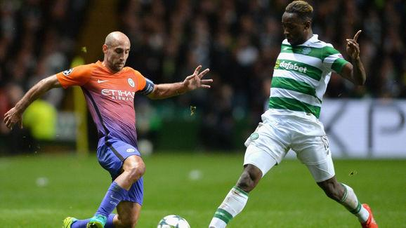 Inter Hold Talks With Manchester City Defender Pablo Zabaleta Ahead of Possible Move