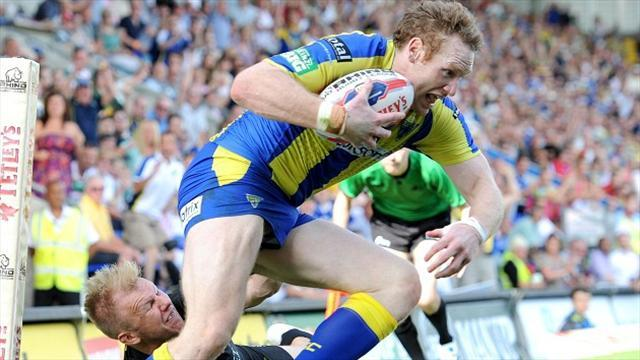 Rugby League - Wolves too strong for Wildcats
