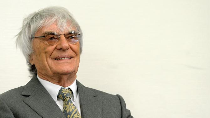 Formula 1 - Bernie Ecclestone throws doubt on German GP