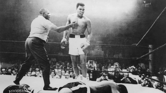 Boxing - Was this Muhammad Ali moment the 'greatest sports image of all time'?