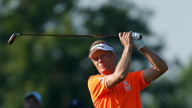 U.S. Senior Open Championship - Round One