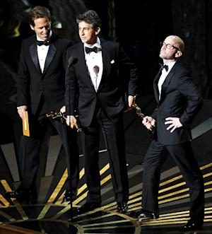 The Descendants' Jim Rash: I Wasn't Mocking Angelina Jolie at Oscars!