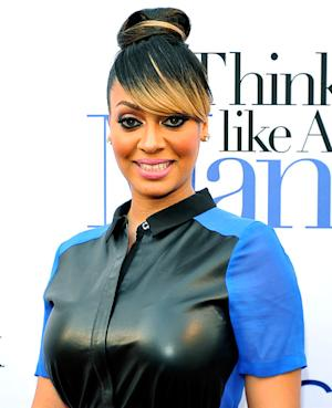 La La Anthony Shows Off Two-Toned Bangs